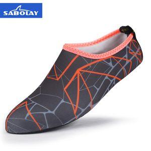 العلامة التجارية أحذية المياه الرياضة الغوص الجوارب السباحة الغوص عدم الانزلاق شاطئ البحر الجوارب المضادة للانزلاق أحذية اليوغا سريعة الجافة الغوص الأحذية