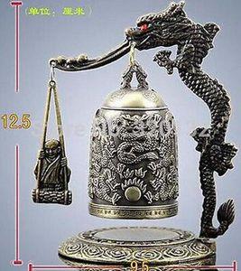 freies Verschiffen 320beautiful tibetanische Buddhismus Cuprum Mantra Singing Bowl
