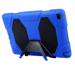Heavy Duty ShockProof Rugged Impact Hybrid Tough Armor Case For iPad 2 3 4 5 6 Mini Samsung Galaxy Tab 3 4 P3200 P5200 T330 T230 A T350 T550