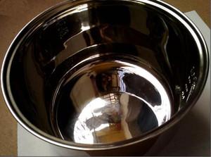 3L pièces d'appareils de cuisine en acier inoxydable pot de cuiseurs de riz en pot non-stick parties du matériel 21 * 11.3cm