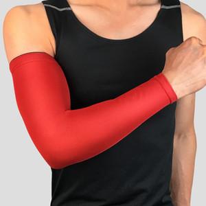 Katı kol kol bisiklet Yeni açık spor elite sıkıştırma kol kol basketbol için stoc 8 renkler giymek
