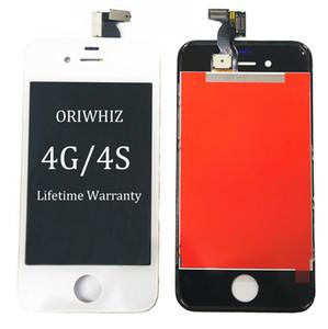 Günstigstes der Welt für iPhone LCD mit Rahmen für iPhone 4 4S LCD CDMA GSM für iPhone 4 Screen Digitizer Assembly Display