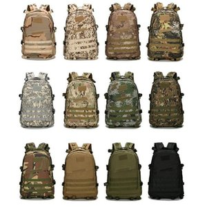 PUBG Level 3 Backpack Winner Gagnant Dîner au poulet Battlegrounds de Playerunknown Sac à dos tactique couleur camouflage Desert Camo