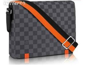 sac à bandoulière hommes checkerboard forfait affaires classique porte-documents sac diagonale haute qualité de messager de luxe sac à main d'embrayage sac à bandoulière