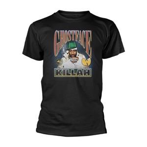 Rap Killah Wu Hip Ghostface Unisexe Hop Officiel Clan Tang Hommes T-shirt Rocur