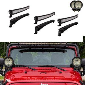 1paece 240w 42inch LED recto Luces de trabajo Lámpara de conducción Combo Haz para camión SUV ATV LED Bar
