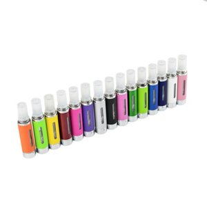 MT3 Clearomizer EVOD Atomizer Cartomizer 2.4ml Tank for ego t evod Electronic Cigarette E Cigarette E Cig All Colors Good Quality
