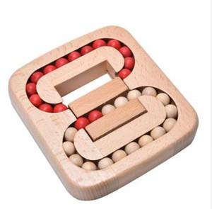 1 قطع ألعاب تعليمية ماجيك قفل لعبة الذكاء وأقفال أقفال قديم الصين الأجداد التقليدية الدماغ دعابة لغز خشبي