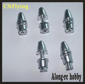 FREE SHIPPING 5 pcs 3.17 spinner for brushless motor RC Plane Airplane Spinner 3.17mm Shaft Motor Propeller xxd 2208 2212 motor Adaptor