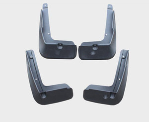 High quality Strong PP material 4pcs car mudguards fender fenderboard with color logo for Toyota C-HR CHR 2016
