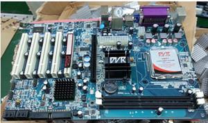 Nouvelle carte mère G41DVR de surveillance de la sécurité DDR3 Conseil de contrôle industriel LGA775