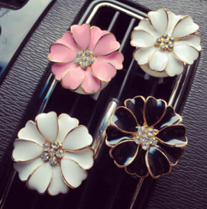 NEW ARRIVAL The FLOWER Car Vents and the Perfume of a Cute Car Air Conditioner FREE SHIPPING