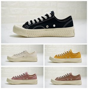 2018 New Top Quality Excelsior Bolt Low Casal Doce Biscoito Running Shoes Homens Mulheres CS CV Verde Yellwo Preto Vermelho Branco Amante Moda Sneaker