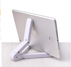 Rotating Foldable Portable Adjustable Universal case for Tablet PC  phone and Tablet Holder Stand Give the gift to the child