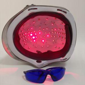 pas conduit réel bouchon de repousse des cheveux de massage laser laser 68 diode meidcal pour casque laser solution de perte de cheveux