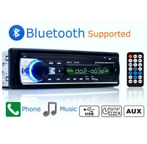 راديو السيارة ستيريو مشغل بلوتوث الهاتف AUX-IN MP3 FM / USB / 1 الدين / التحكم عن بعد 12V سيارة السمعية السيارات 2017 بيع جديد