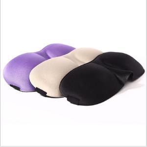 30 Adet Toptan 3D Ultra-yumuşak nefes kumaş Siperliği Uyku Göz Maskesi Taşınabilir Seyahat Uyku Istirahat Yardım Göz Maskesi Kapak Göz Yama