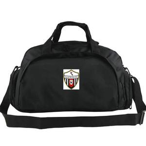 Ascoli duffel çantası Calcio 1898 kulübü tote Futbol FC sırt çantası Egzersiz bagajı Futbol spor omuz duffle Açık sling paketi
