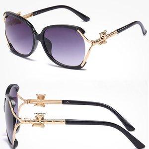 여성용 선글라스 패션 선글라스 유행 숙녀 럭셔리 선글래스 여성 특대 선글라스 2018 Fox Designer Sunglasses 9C8J39