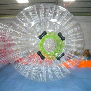 Qualidade superior Do Corpo Zorb Bola inflável zorbing bola 3 m diâmetro 0.8 MM PVC CE EN71 padrão produtos