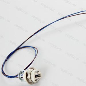 LED Fio G9 Connector Suporte da lâmpada soquete adaptador base de conectores soquete para LED lâmpada de halogéneo Luz DHL