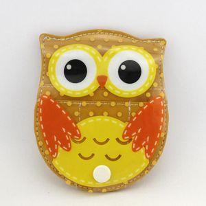 Owl Manicure Set favor 60SET / LOT boda favor nupcial baby shower regalos JF