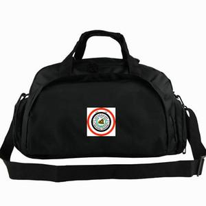 Iraq borsone IRQ a totalizzatore nazionale buona volontà della squadra di calcio zaino calcio 2 uso pacchetto duffle spalla bagagli Sport Badge fionda