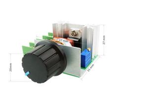 2000 Watt AC50-220V SCR High-power Elektronische Spannungsregler Dimmen Drehzahlregelung thermostat Modul Hohe zuverlässigkeit version