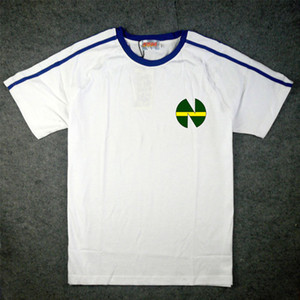 Anime Kaptan Tsubasa Cosplay Kostüm Tsubasa Ozora Kısa Kollu Erkek Jersey Tişört M-2XL 4 stilleri Ücretsiz Kargo