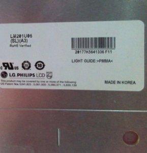 OriginalLM201U05-SLA3 20.1 Resolution1920*232 DisplayScreen LM201U05-SLA3 DisplayLCD