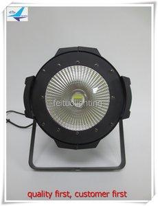 케이스 6 백 라이트 150w COB LED 무대 조명 장비 흰색 / 따뜻한 흰색 rgbw 4in1 LED COB Par