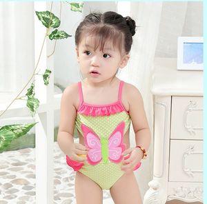 6 Estilos Traje de baño para niños de One Piece Chicas Trajes de baño de One Piece Traje de baño para bebés Niñas Traje de baño para niñas