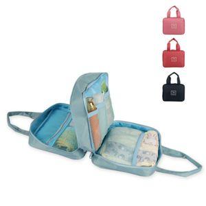 Bra Intimo Lingerie Borsa da viaggio Impermeabile Viaggio Borsa Donna Custodia Custodia Suitcase Space Saver Package