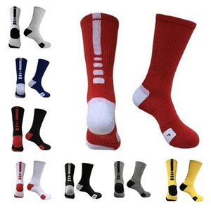 USA Professional Elite Basketball Socks Long Knee Athletic Sport Socks Men Fashion Compression Thermal Winter Socks wholesales