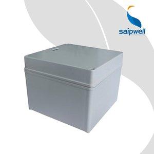 방수 플라스틱 ABS 인클로저 접합 상자 200 * 200 * 145mm SP-02-202014