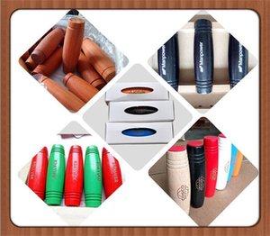 Ahşap sticks Mokuru Fidget Rollver Yüksek Kalite Ahşap Spinner Anti-stres 4 Renkler Mokuru Fidget Rollver Yenilik Dekompresyon Oyuncak