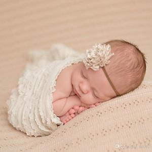 الطفل الوليد بطانية الدانتيل طماق الرضع مرونة الفراش sleepsacks التفاف قماط وشاح لينة منشفة comforrt صور الدعائم 10xd ii