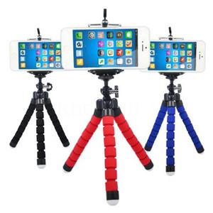 Mini Cámara Flexible Soporte para Teléfono Celular Flexible Pulpo Trípode Soporte Soporte Soporte Monopod Accesorios de Estilo