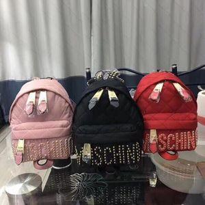 Mo Brand Mochilas de lujo Mochilas de diseñador de moda Mochilas de diseñador de lujo Mochilas famosas de alta calidad del diseñador