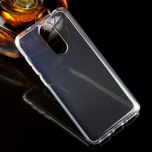 100 pezzi ultra sottile trasparente trasparente TPU per Huawei Enjoy 6 7 7 Plus Phone Case