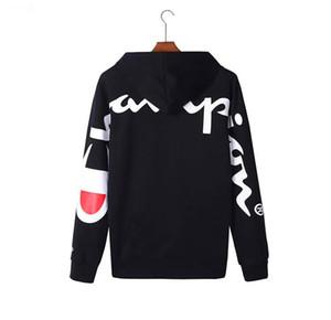 Nueva llegada para mujer Sudaderas con capucha Diseñador Mujeres Suéter Isla Terciopelo Color sólido Marca Mujer Hombre Ropa M-3XL, Negro, Rojo