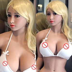 135cm-27kg Full TPE with Metal Skeleton Love Doll Beautiful Girl Real Silicone Sex Dolls for Men Realistic NO Smell Sex Dolls
