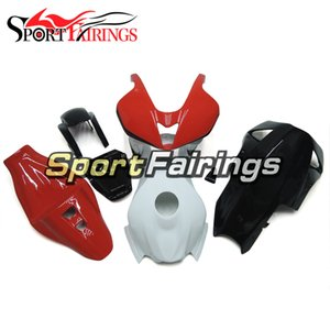 Fiberglas Yarış Perileri Honda CBR600RR 2007 2008 CBR600 RR 07 08 Enjeksiyon ABS Plastik Fairing Kiti Küfür Vücut Çerçeveleri