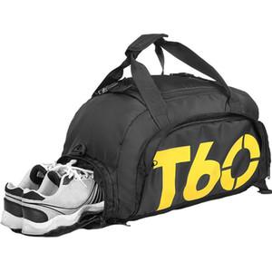 جديد رجل رياضة رياضة حقيبة سيدة نساء لياقة حقيبة سفر حقيبة الظهر مع مساحة منفصلة للأحذية sac دي الرياضة