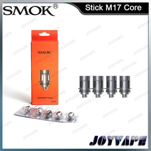 Authentic SMOK vara M17 Núcleo Chefe 0.4ohm 0,6 ohm bobina para a vara M17 AIO Kit 100% Original De Smoktech