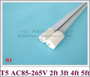 AC85-265V 입력 T5 G5 LED 튜브 램프 광 LED 형광 튜브 600mm 900mm 1,200mm 1,500mm 알루미늄 CE WW / CW 클리어 / 리