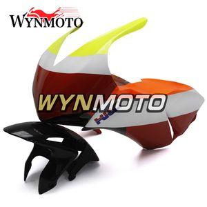 Fiberglass Race Fairings For Honda CBR1000RR 2012 - 2015 Year CBR1000 RR 12 13 14 15 Injection Plastic Body Kit Yellow Black