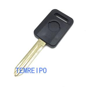 Sin cortes de encendido en blanco astillados la llave del coche sin chip transmisor clave de chips en forma para Nissan Teana Tiida Qashqai