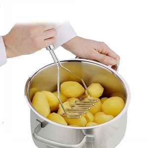 Нержавеющая сталь кухня гаджет картофель сердцеед пресс кулинария инструмент картофельное пюре волнистые давление ricer аксессуары Бесплатная доставка