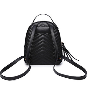 2018 Brand BAG Fashion Women Backpacks Women Shoulder Bags Luxury Bags Women Backpack Designer School Bag For Girls